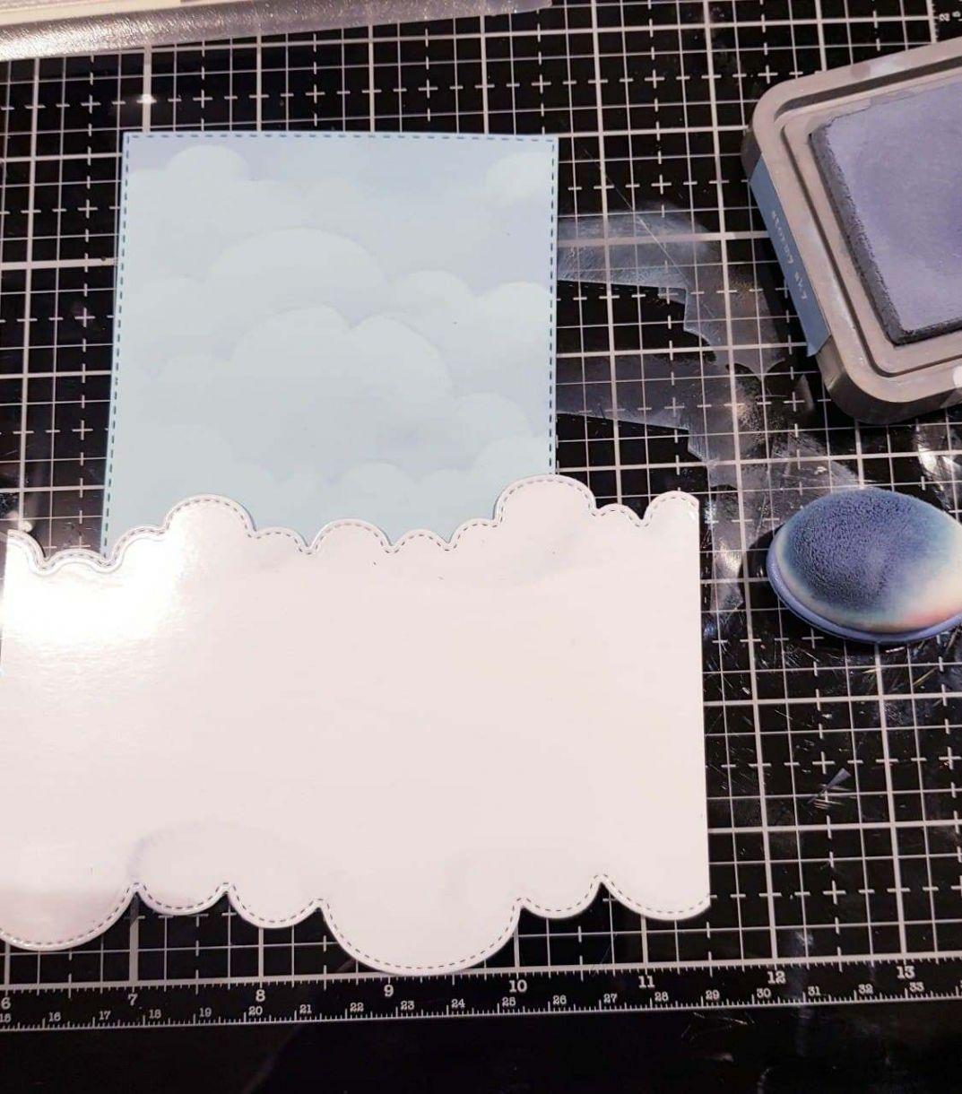 Apb Hello Sweet Friend Stencil Clouds