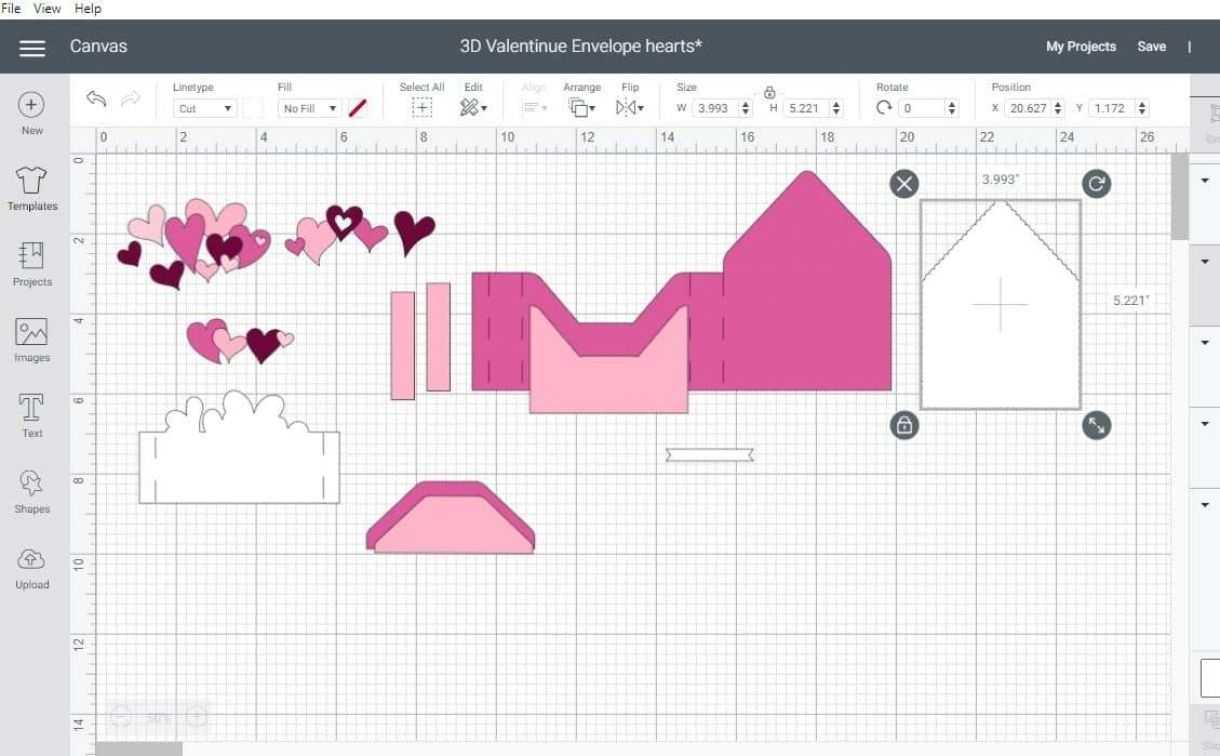 Apb Valentines 21 Layout For Colours In Design Space