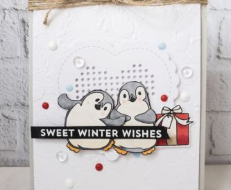 Penguin Sweet Winter Wishes
