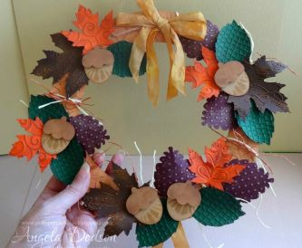 Autumn Craft Challenge