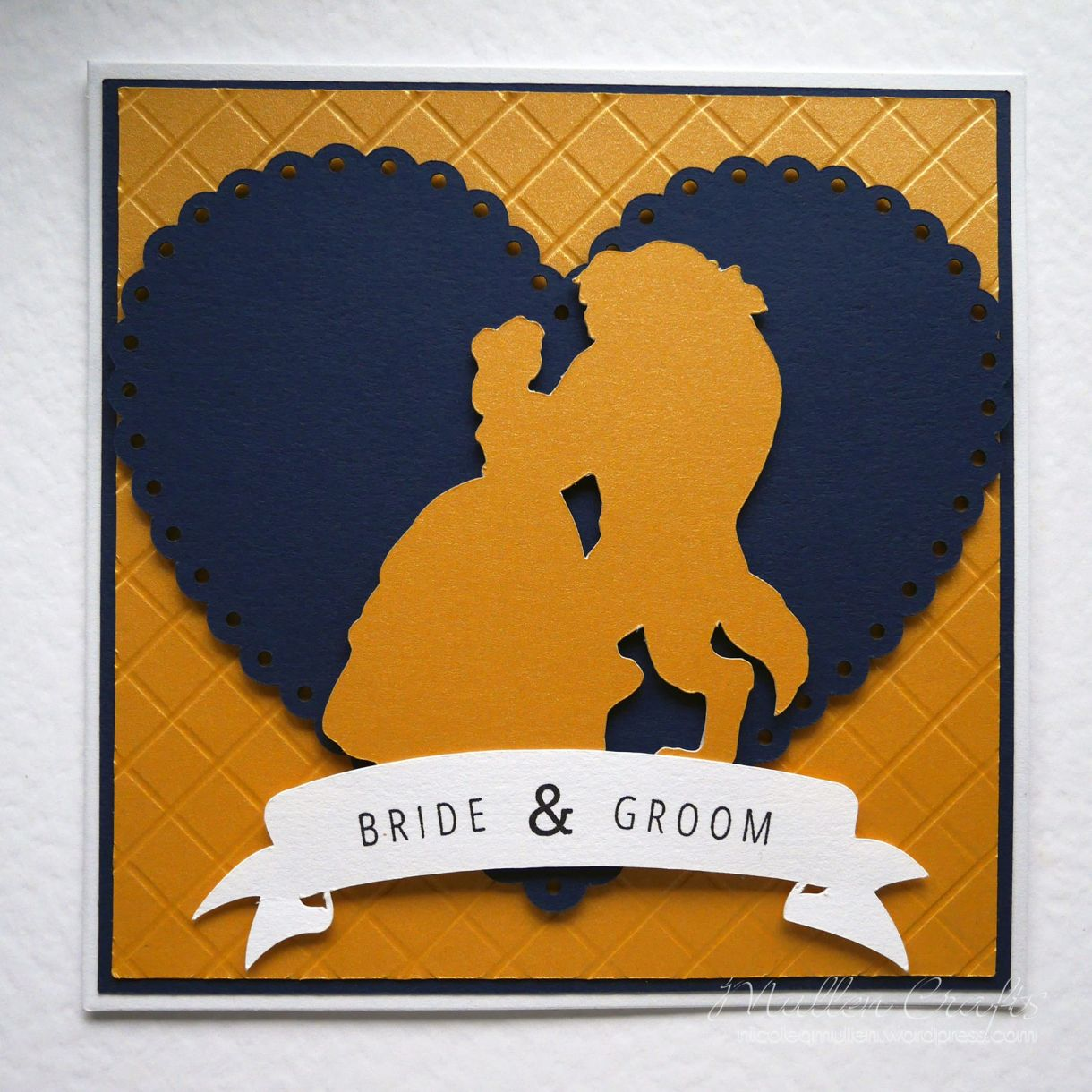 Beauty And The Beast Card 1