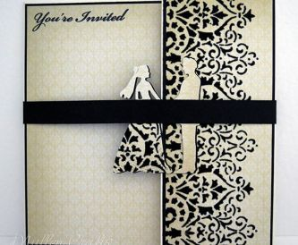 How to Make an Elegant Wedding Invitation