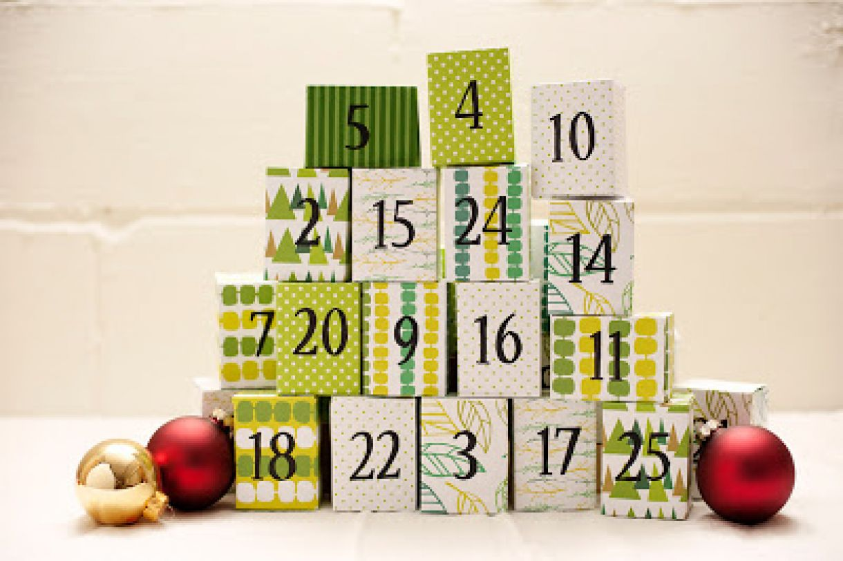 Boxes Advent Calendar