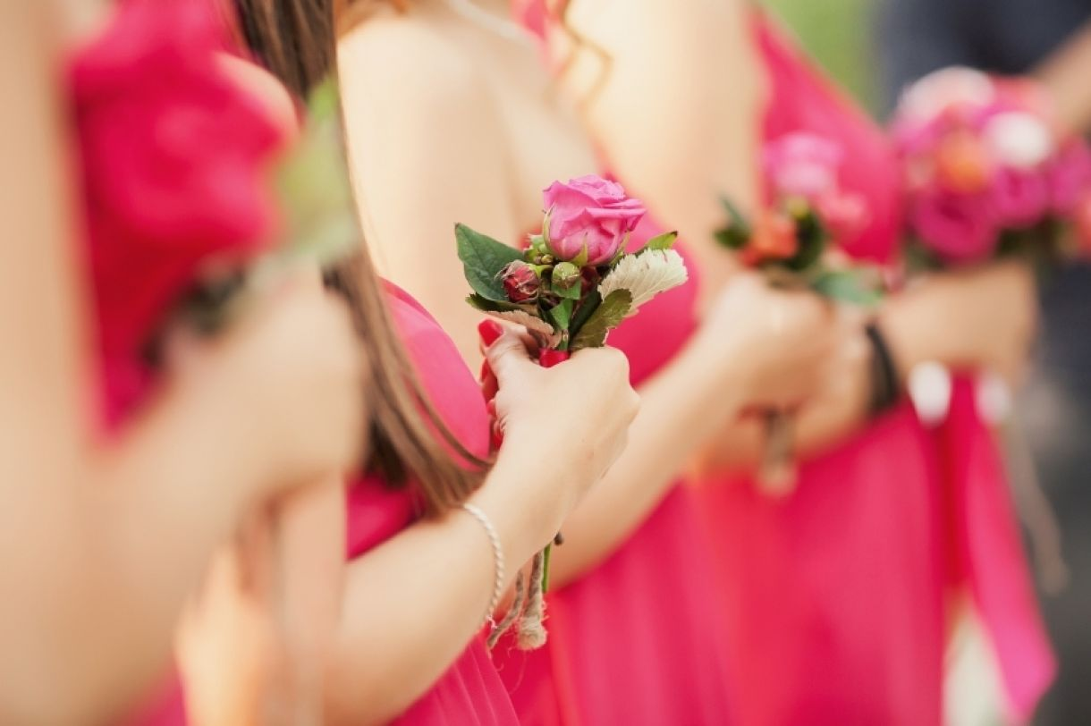 Bridesmaids Pink I Stock 000066847529 Small
