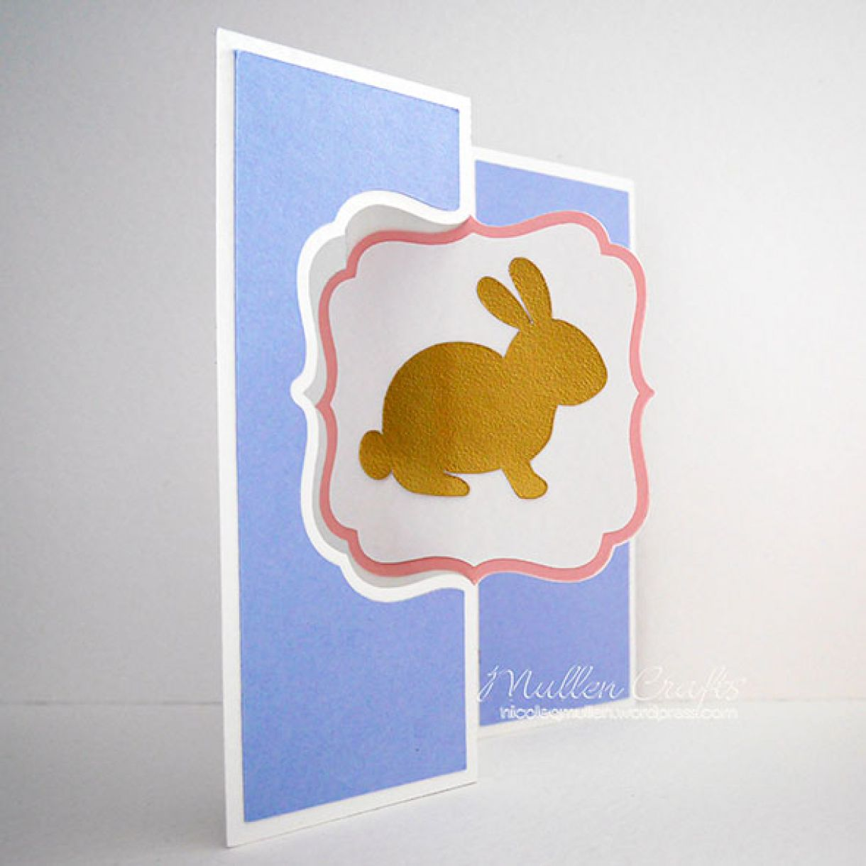 Bunny Flip Card Nm 1