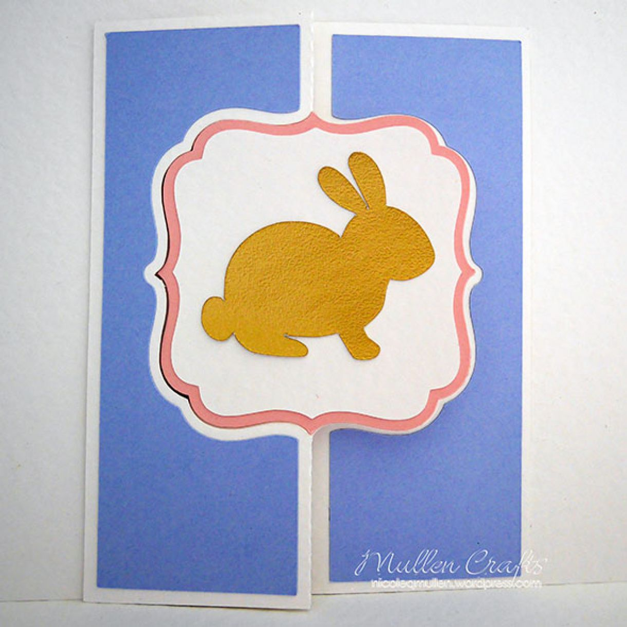 Bunny Flip Card Nm 3