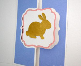 Easter Card Idea - Swing Card