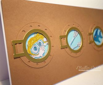 Cardmaking Ideas - Under the Sea Card