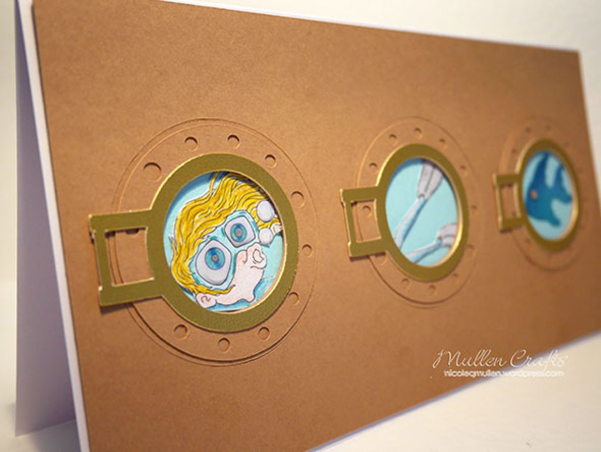 cardmaking idea underwater scene.jpg