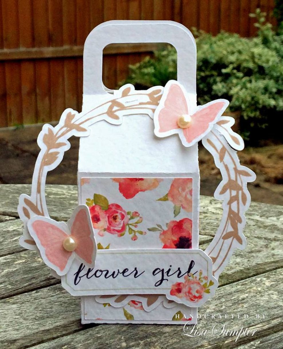 Carton Style Gift Box Idea