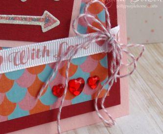 Simple Valentines Card make