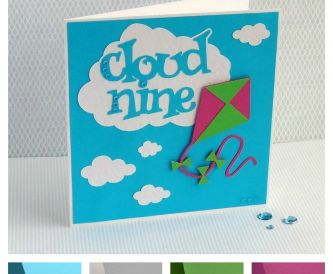 Project - Quick and Easy Handmade 'Congratulations' Card Idea using the Cricut Explore