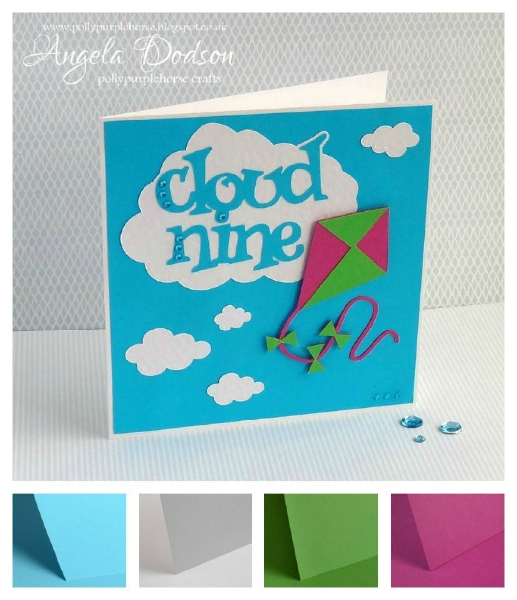 Project Quick And Easy Handmade Congratulations Card Idea