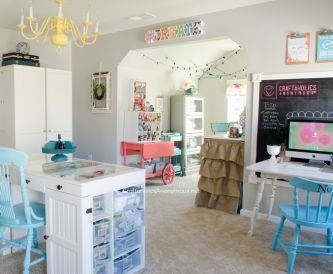 Amazing Craft Room - Craftaholics Anonymous
