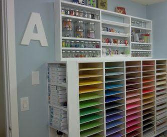 Craft Room Makeover!
