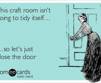 Craft Room Humour!