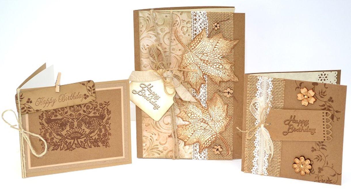 Craft Workshops In Kendal Cards To Make