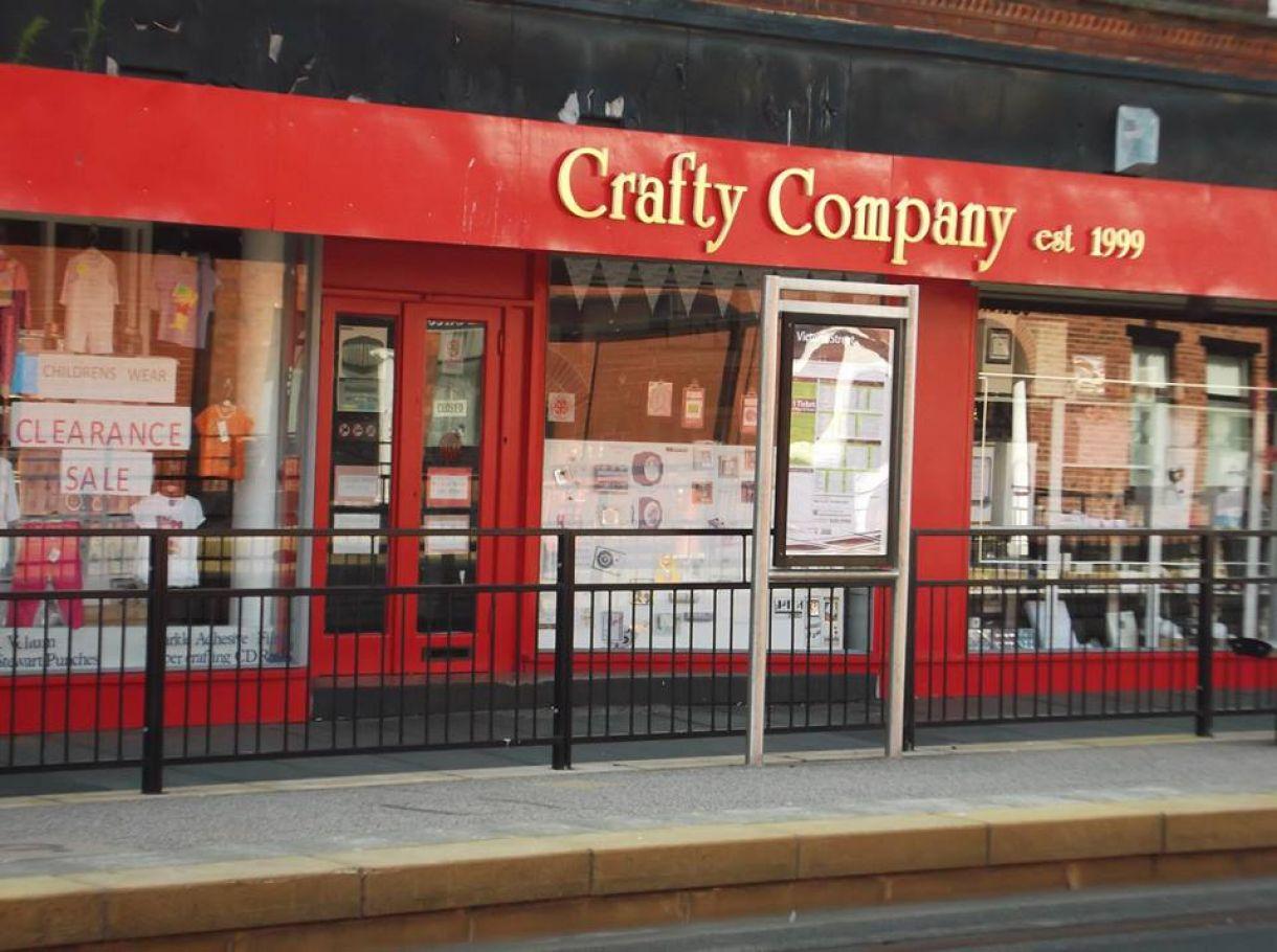 Crafty Company Fleetwood