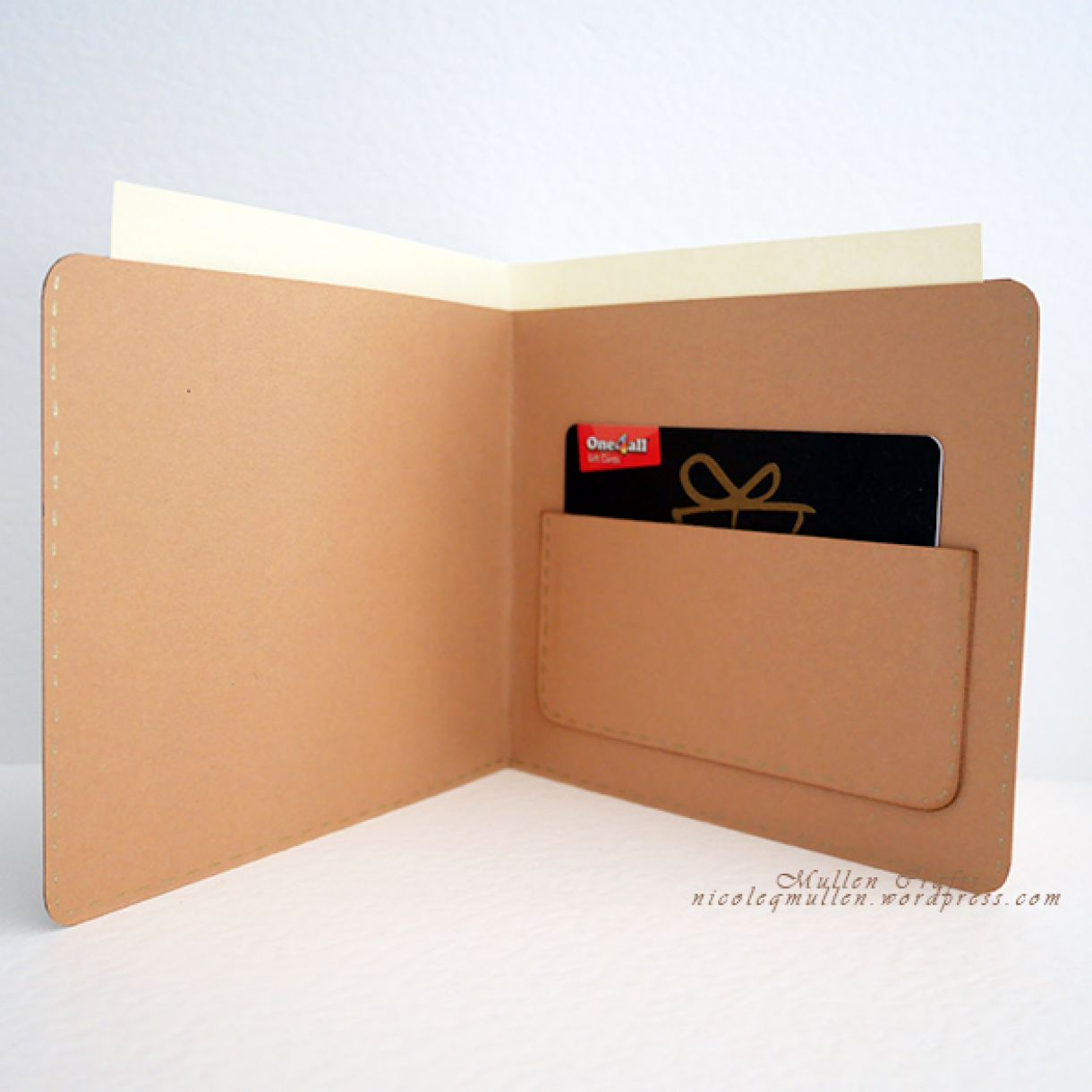 Dad Card Holder 2