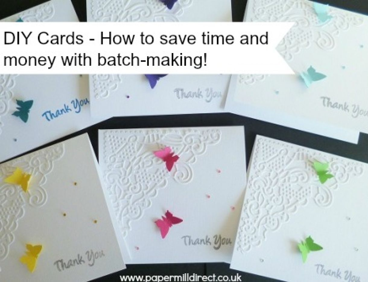Diy Card Making Tips