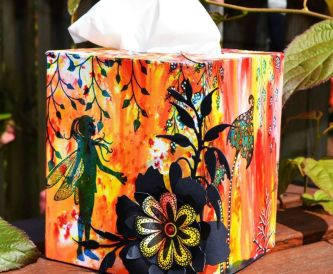 Make your own Tissue Box!