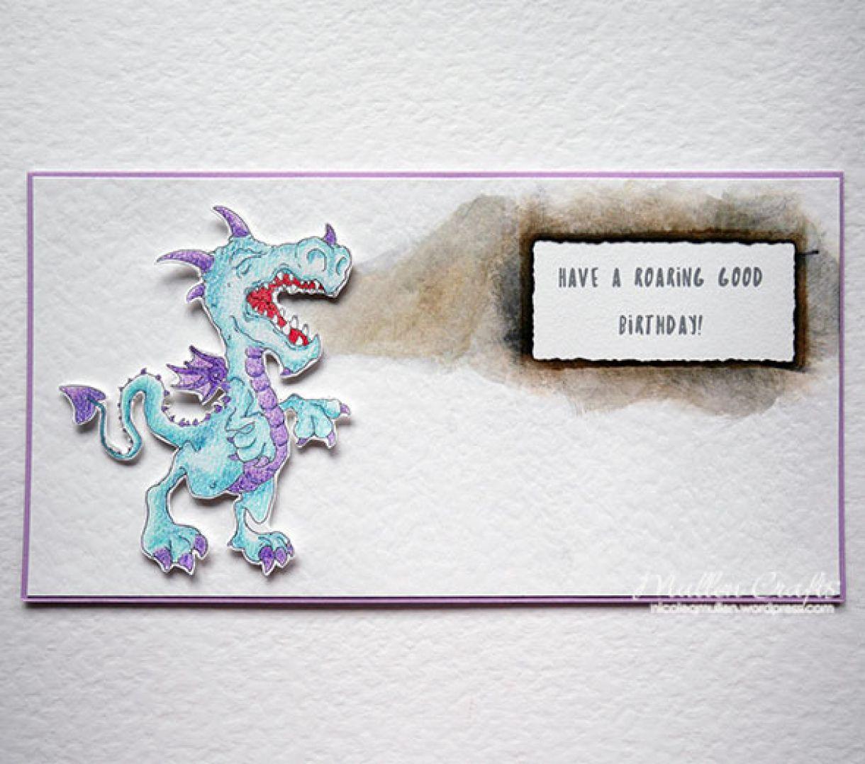 Interesting DIY Birthday Card Idea