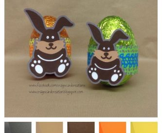 Project - Easter Bunny Egg Wrap