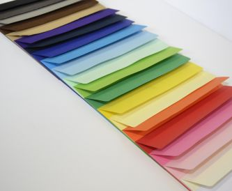 The Benefits of Using Coloured Envelopes in Your Business