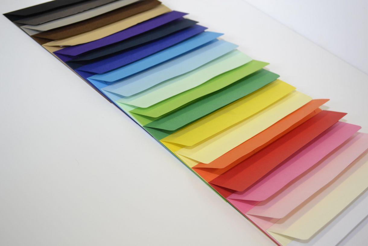 Envelopes 123