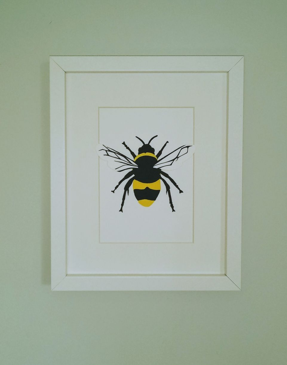 Finished Bee