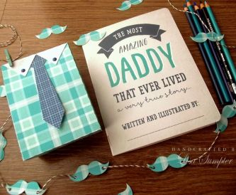Father's Day - Free Printable Cards and Projects
