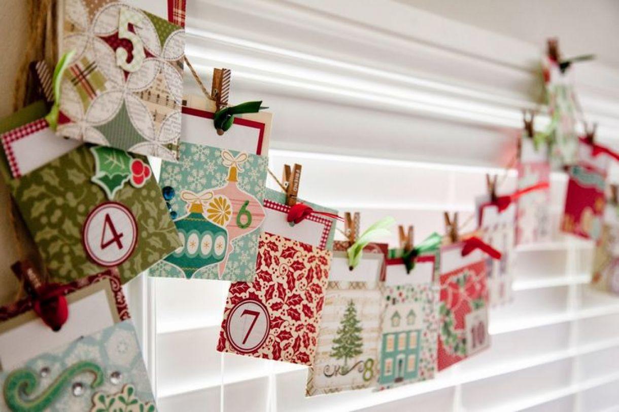 Garland Scrapbookers Advent Calendar