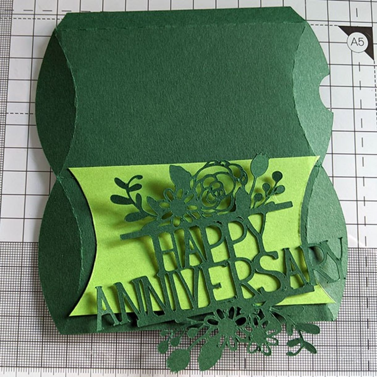 Green On Green Gift Box Nm 3