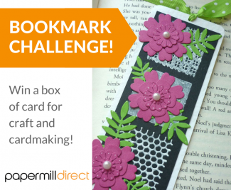 Handmade Bookmark Craft Challenge!