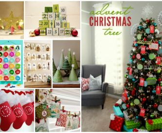 11 DIY Advent Calendar Ideas