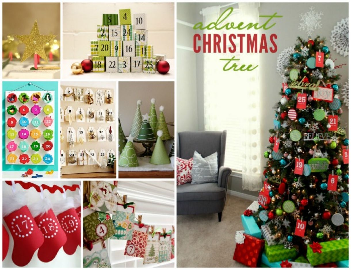 Advent Calendar Handmade : Diy advent calendar ideas that will have you reaching