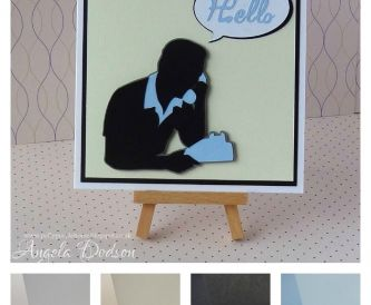 Project - Birthday Card Inspiration for a Man