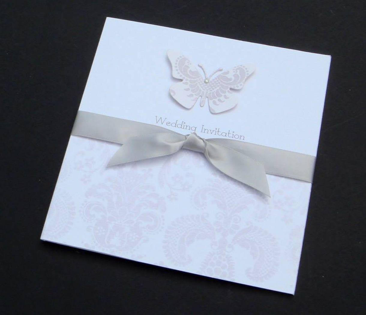 Handmade Wedding Stationery And Cards