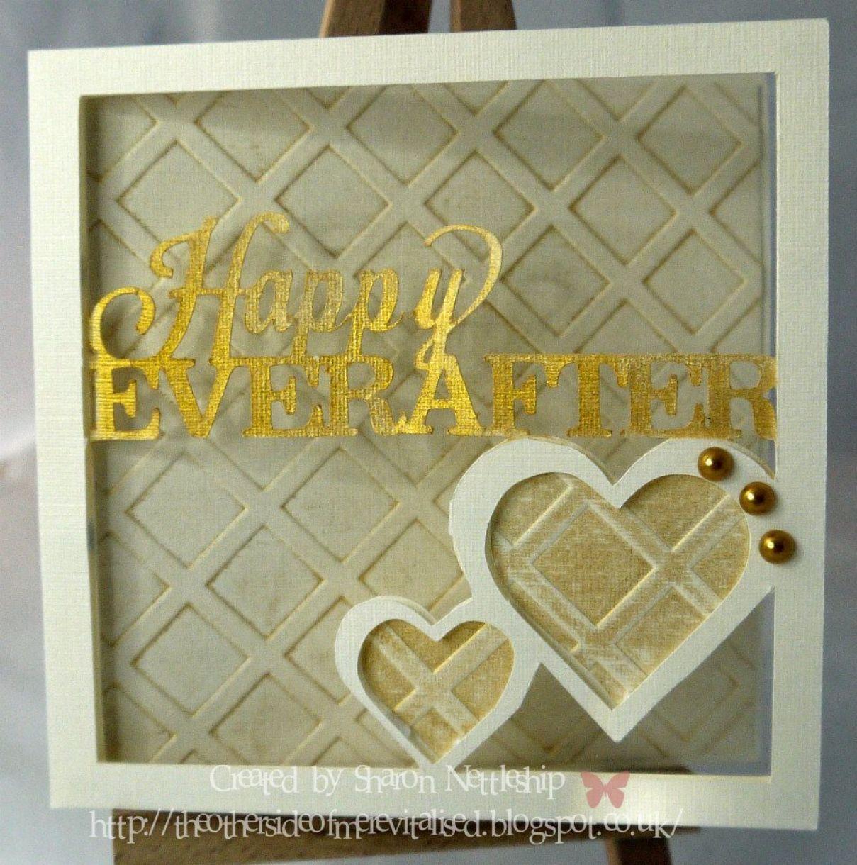 Handmade Wedding Card Ideas 8
