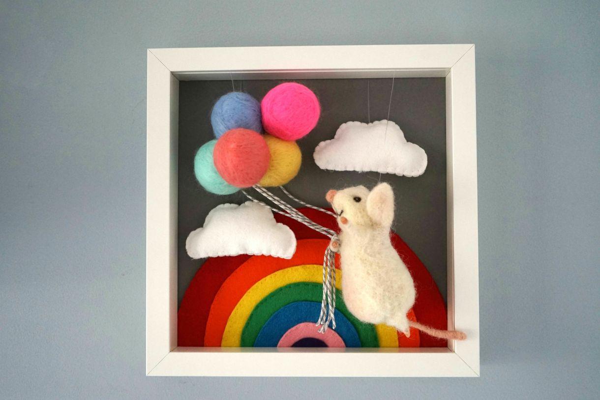 Ipiccy Rainbow B2