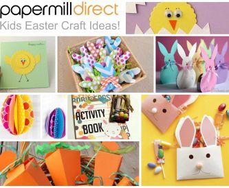 Kids Easter Crafts to Make