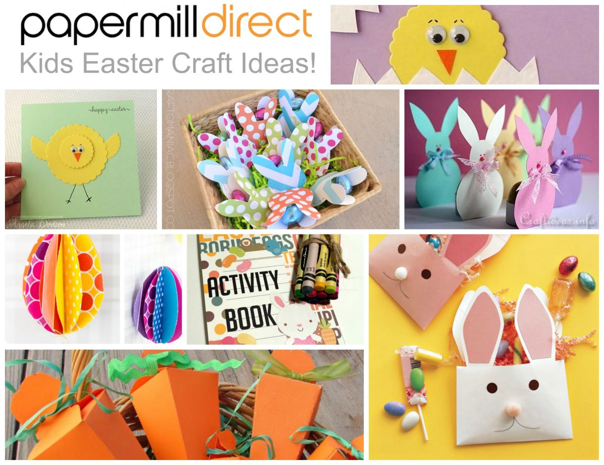 Kids Easter Crafts To Make