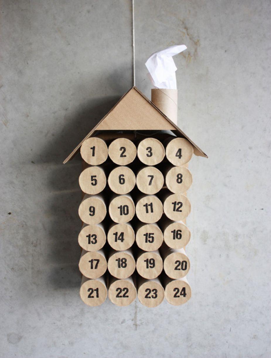 Loo Roll Advent Calendar