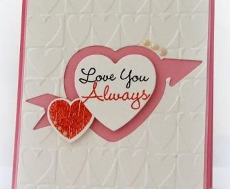 More Inspiration for Handmade Valentine's Day Cards
