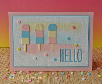 Hello Card - Step By Step