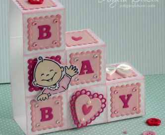 New Baby Handmade Card Ideas and Inspiration