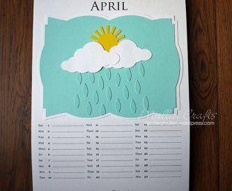 Create a Calendar Part 2