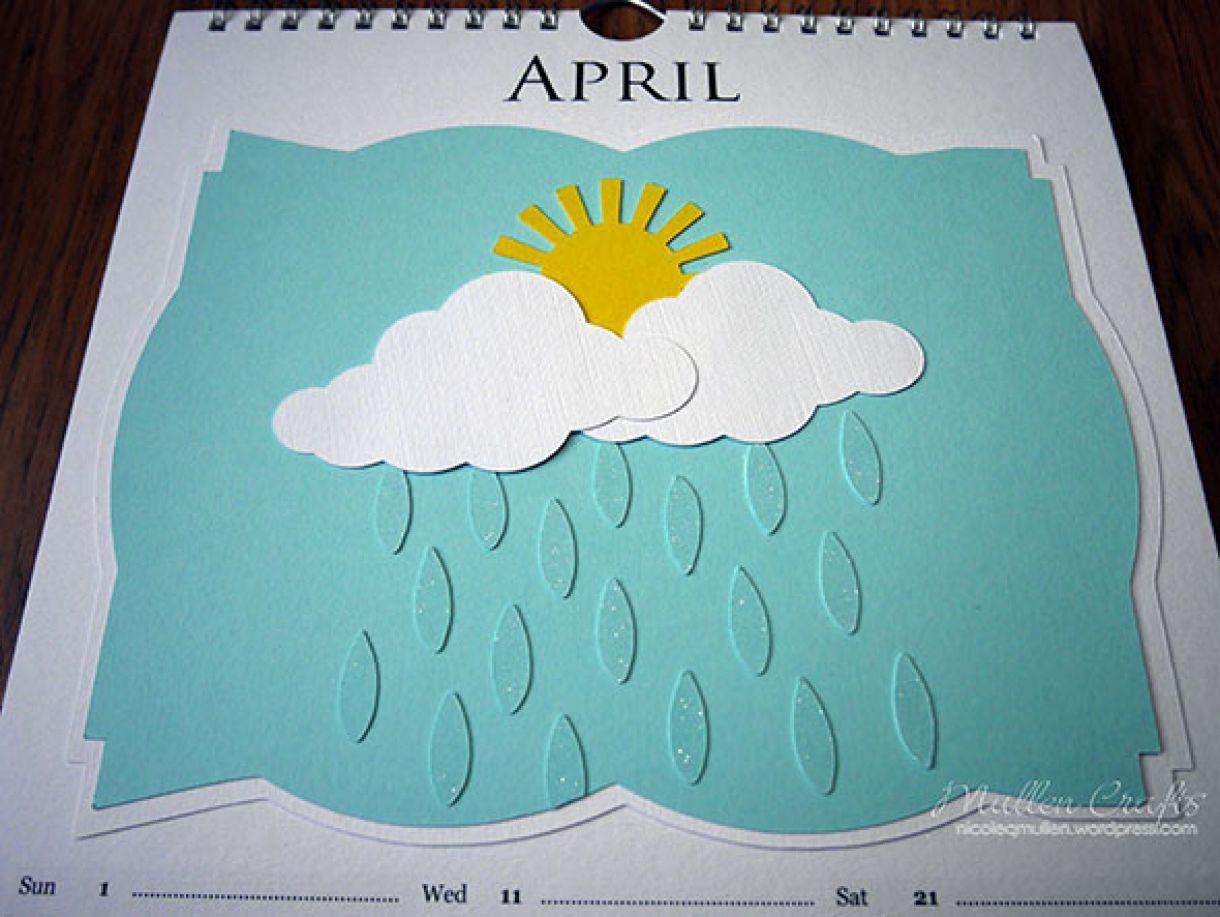 Nicole 2018 Calendar April2
