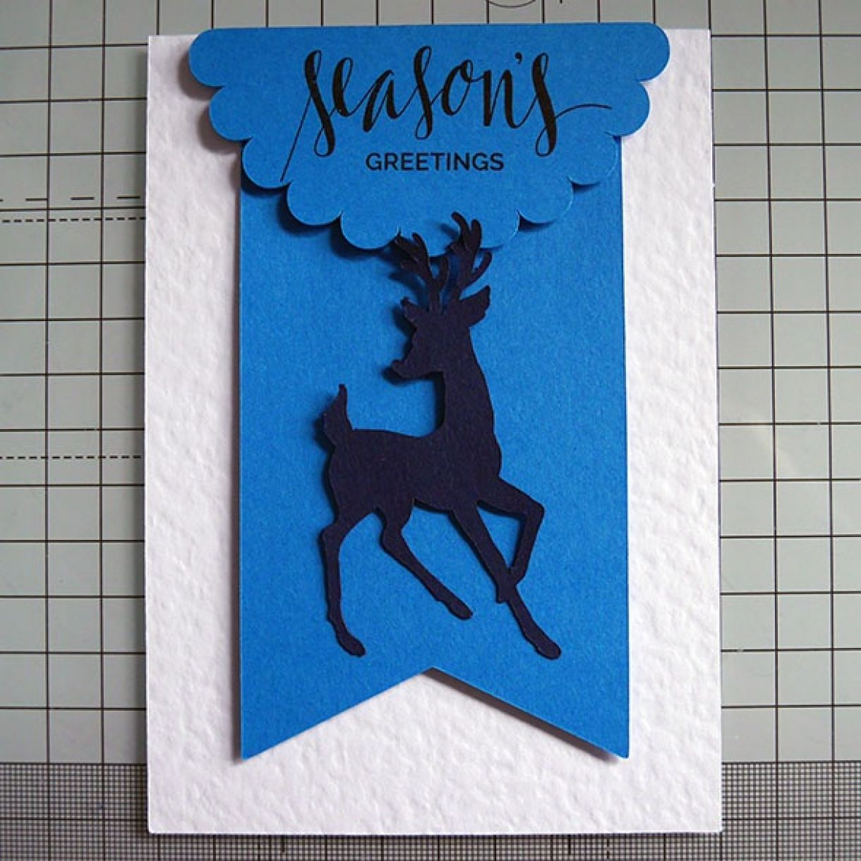 Nicole Batch Reindeer Card 10