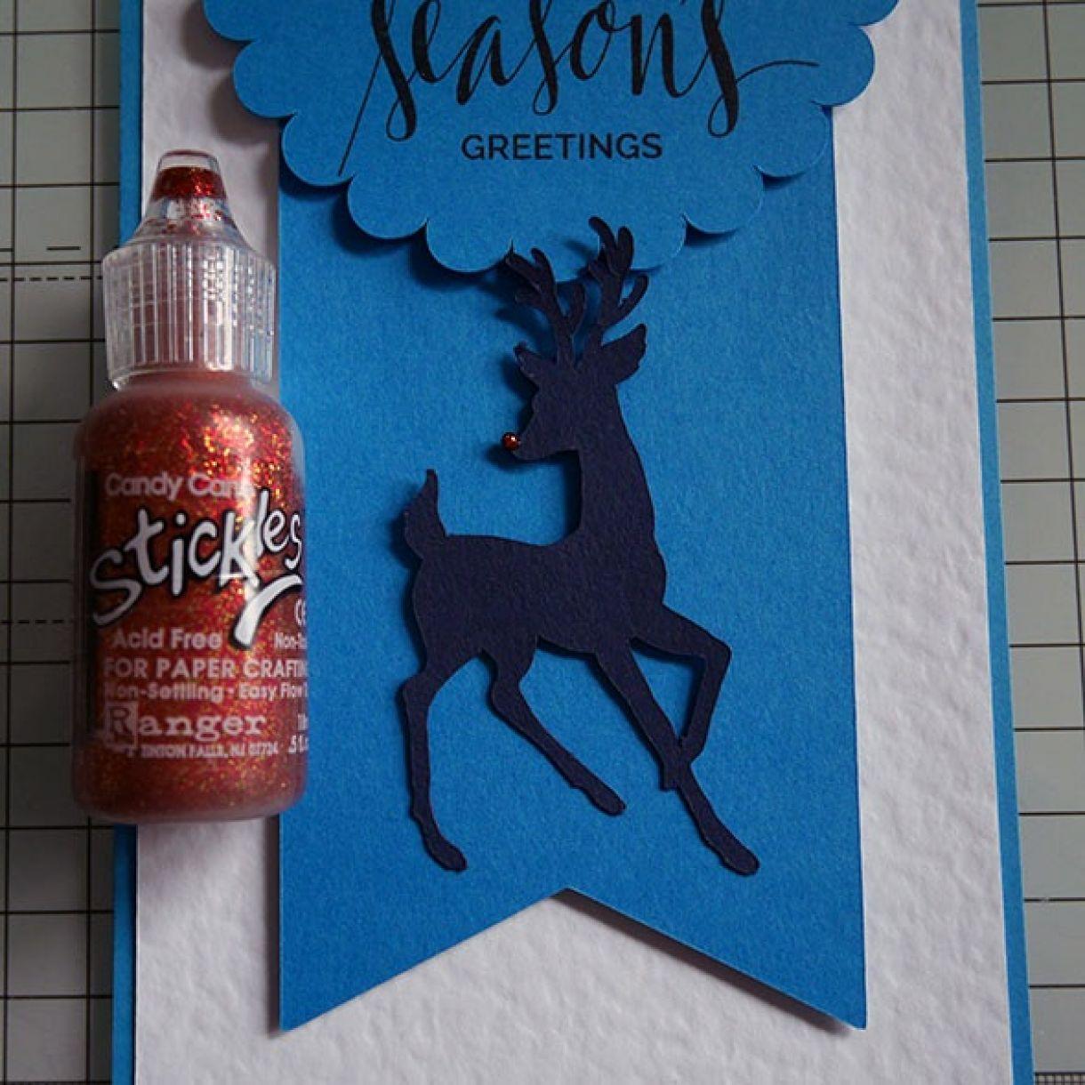 Nicole Batch Reindeer Card 11